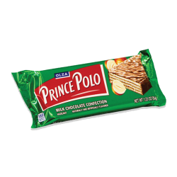 Prince Polo w/Hazelnut  35gr/32pc