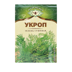 Dried Dill (UKROP) 7gr/35pc