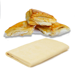 "Puff Pastry ""Canadian"" 1lb/24pc"