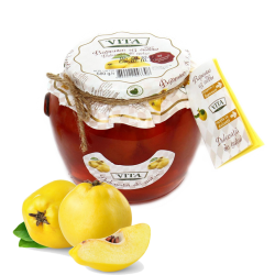 Quince Preserves  670gr/6pc