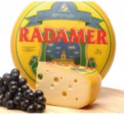 """Radamir"" Yellow Wax Cheese *APX WEIGHT 17 LB"
