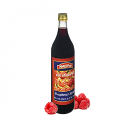 Raspberry Syrup  33.8oz/12pc