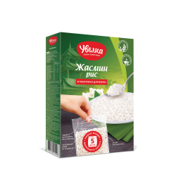 Rice Jasmin  80gr*5pk*6pc