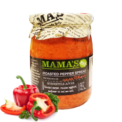 Ajvar Mild 19oz/12pc