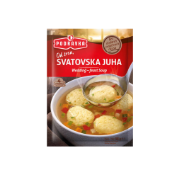 Samolina Soup  58gr/10pc