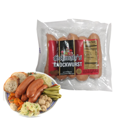 Sardely Knockwurst *APX weight 1 lb