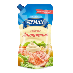 "Mayonnaise ""Appetitny""  300gr/20pc"