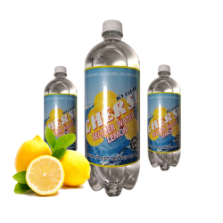 Seltzer Lemon 1l/12pc