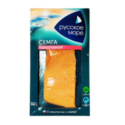 COLD SMOKED SALMON FILLET (SEMGA) 300GR/6PC