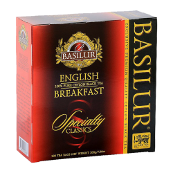 """SPECIALTY"" BLACK TEA ENGLISH BRKF 100TB/12pc"