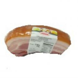 Square Polish Bacon *APX weight 0.8 lb