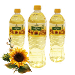 """Family Tree"" Sunflower Oil Refined  0.91L/15pc"