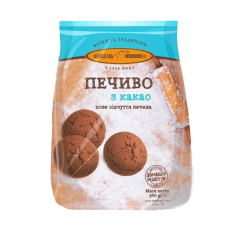 Cookies w/Cocoa 360gr/10pc