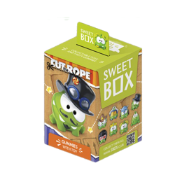 """Sweet Box"" Cut The Rope  10gr/10pc"