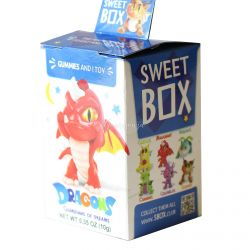 """Sweet Box"" Dragons  10gr/10pc"