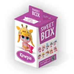 """Sweet Box"" Kewpie Doll  10gr/10PC"