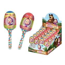 """Sweet Box"" MASHA AND BEAR 12gr/30PC"