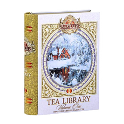 Tea library volume #1 metal box 100gr/6pc