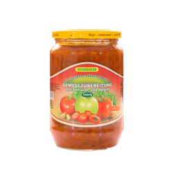 Tomato-Apple Paste  720ml/6pc
