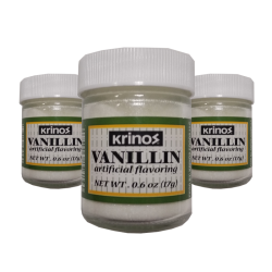 Vanilin  3/4oz / 24pc Jar