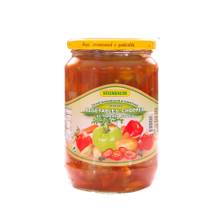 Vegetables Chopped in Tomatoes Sauce 720ml/6pc