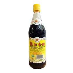 """Vinegar"" Heng shun 6 year aged zhenjian 580ml/12pc"