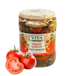 Tomatoes Marinated  670gr/12pc