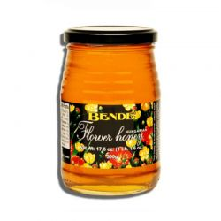 Wild Flower Honey  500gr/12pc